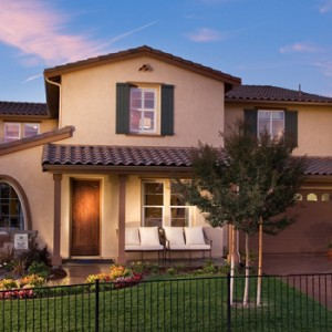 william-lyon-homes-quick-delivery-home-at-twin-oaks-in-whitney-ranch-rocklin-california-picture-of-two-story-home-with-covered-porch-and-brown-tile-roof